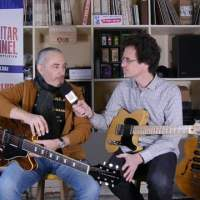 Interview Michel Salandini - MIJ Selected Guitars