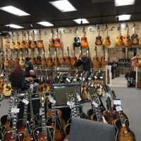 Norman's Rare Guitars - Visite et interviews - Mythique magasin guitare Vintage (Los Angeles)