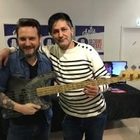 François C. Delacoudre et Loïc Le Pape - Un Musicien et Son Luthier
