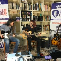 Interview Jessie Lee et Alexis Didier - Jessie Lee & The Alchemists