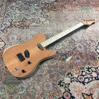Test Guitare de Luthier - Marceau TL Custom Shop