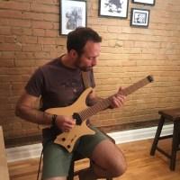 Interview Kenny Serane - Un français guitariste pro installé à Montréal