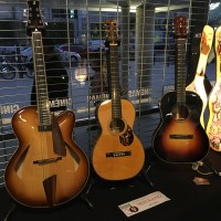 Interview luthier Pierre Bertrand - Festival Guitare Issoudun 2018