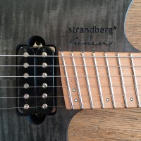 Test Guitare - Strandberg Boden Original 6