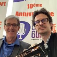 Interview Robin Boucher - Boucher Guitars - Guitare acoustique québécoise haut de gamme