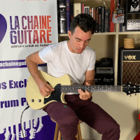 Interview Nico Chona, guitariste / batteur pro et youtubeur sur Tone Factory