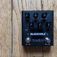 Blackhole Eventide, tombez dans le trou noir de la réverb avec cette pédale !