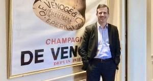 Gilles de la Bassetière préside à la destinée de la maison De Venoge depuis 1998.