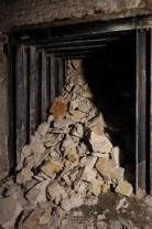 Le lieu de la découverte dans les caves de Pol Roger.
