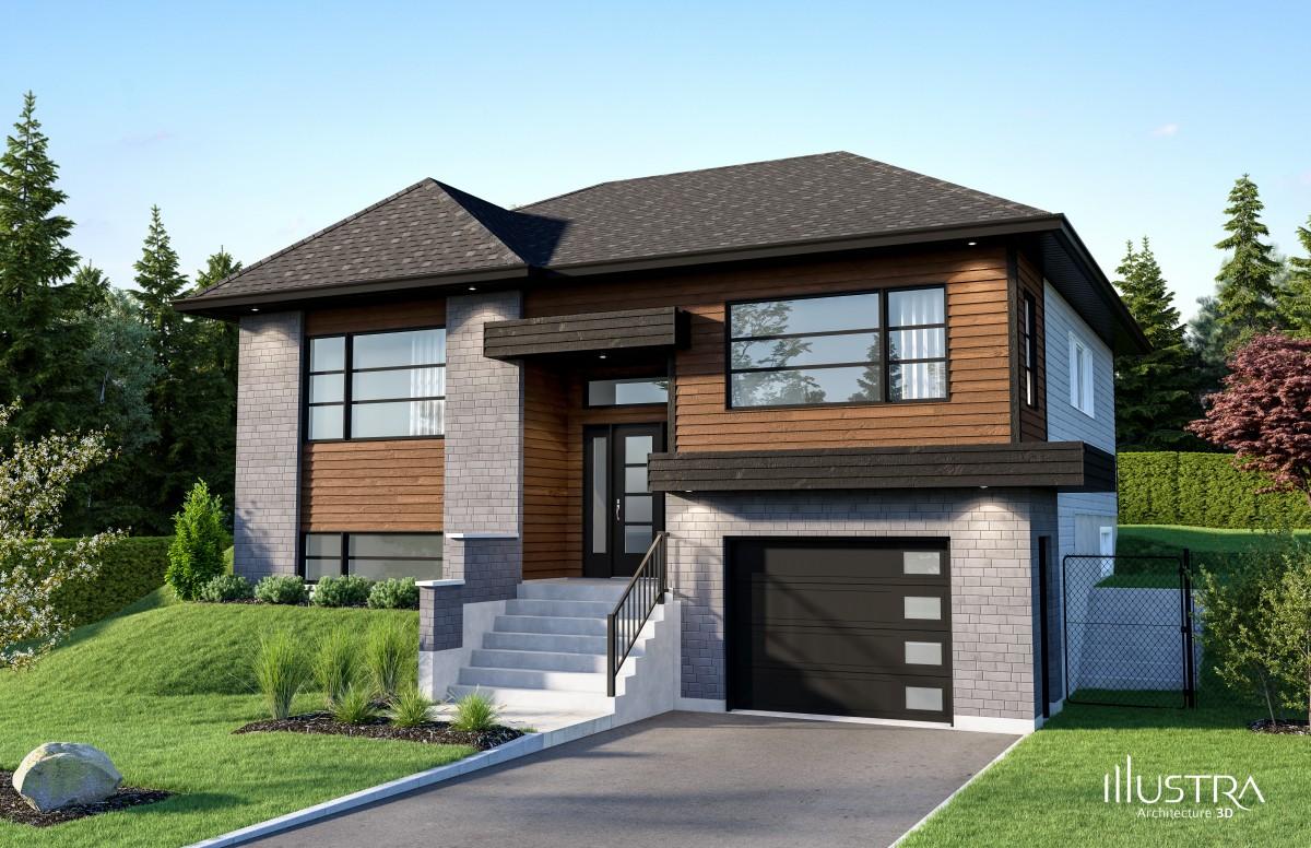 plans de maison en 3d les entreprises