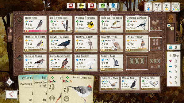 à tire d'ailes, jeu en ligne