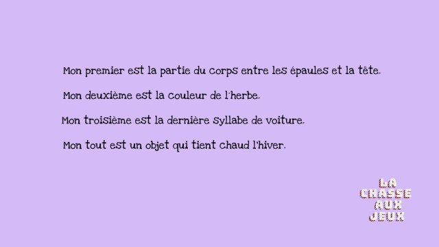 charade couverture