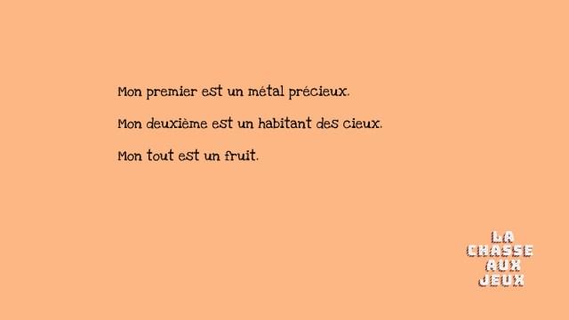 charade orange