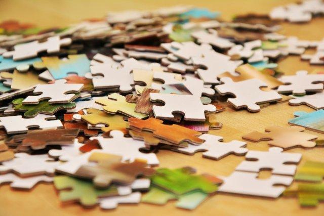 trop de pièces de puzzle