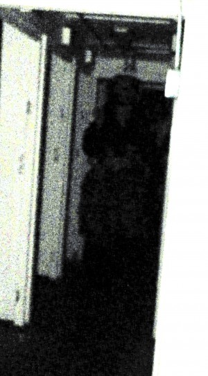 Dressing Room Ghost on Queen Mary In Long Beach, CA