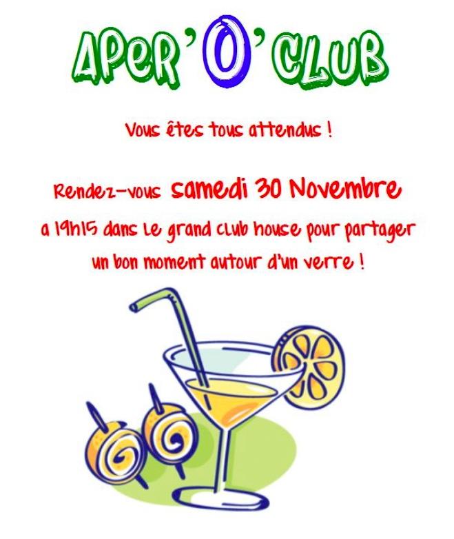 Cavaliers de La Chevée, réservez le 30 novembre !