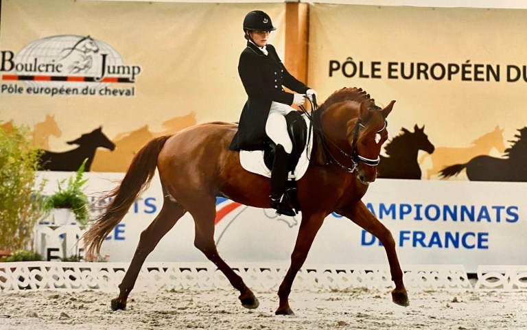 Championnat de France de dressage amateur
