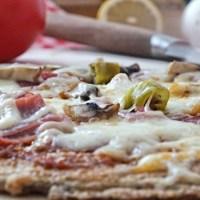 Eine Pizza fast wie beim Italiener