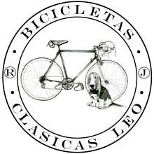 Logo Bicicletas Clásicas Leo