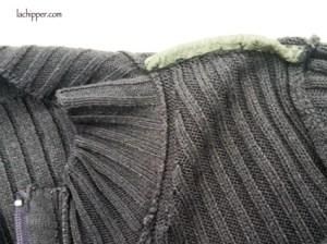 forma dei maglioni