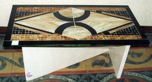 mosaico di vetro