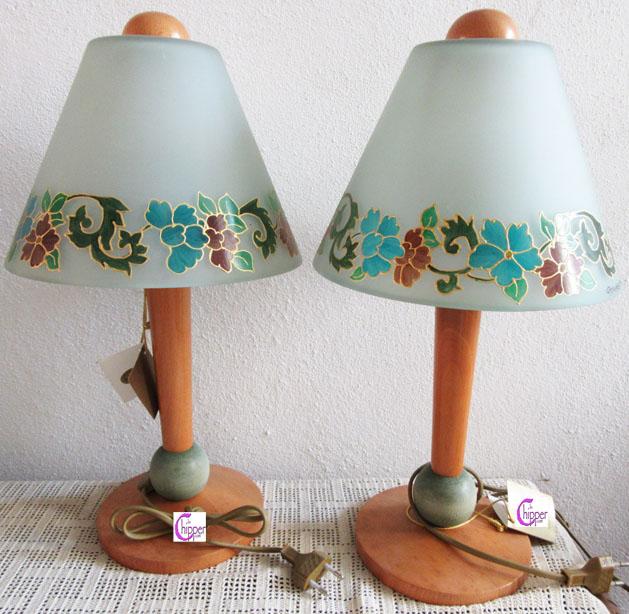 Lampade da tavolo vetro satinato verde for Tavolo vetro satinato