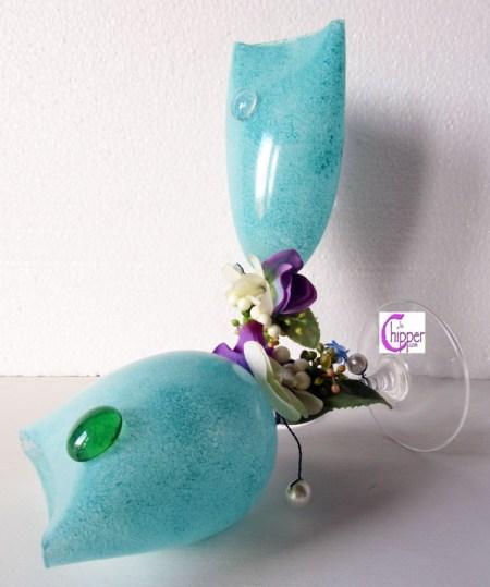 bicchieri di cristallo fuso lachipper.com
