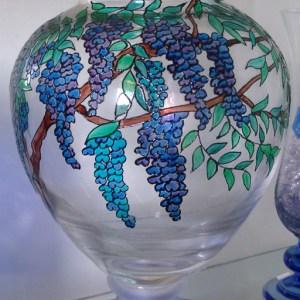 vaso cristallo trasparente su lachipper.com