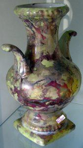 vaso di ceramica decorato su lachipper.com
