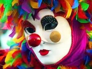 dipingere costume di Carnevale www.lachipper.com