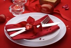tavola di San Valentino www.lachipper.com