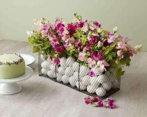 fare un centrotavola di Pasqua lachipper.com
