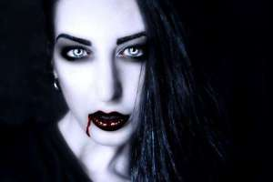 trucco vampiro www.lachipper.com