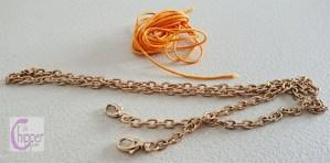 materiali per borsa a tracolla lachipper.com
