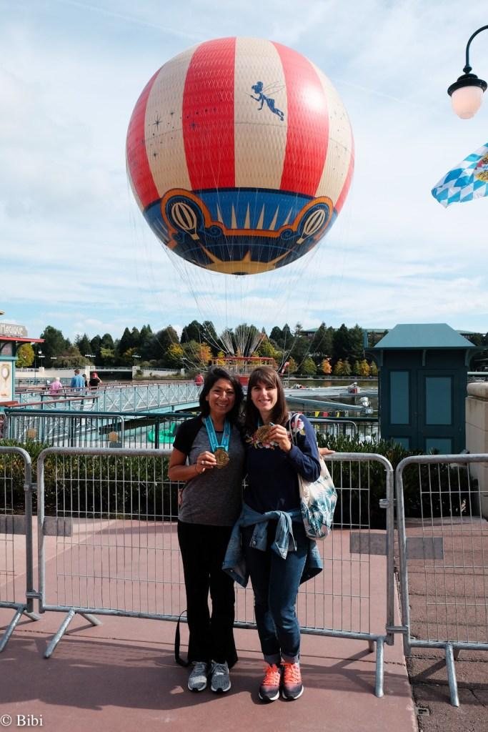 Magic Run Disneyland