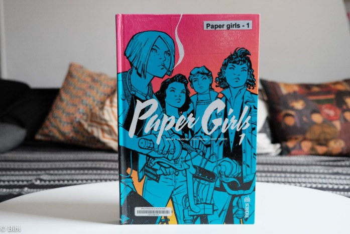 Paper Girls BD