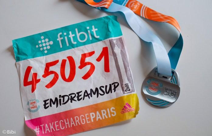 FitBit de Paris 2018
