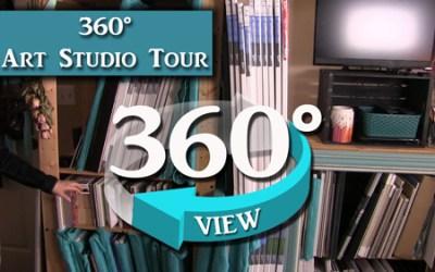 360 Studio Tour!