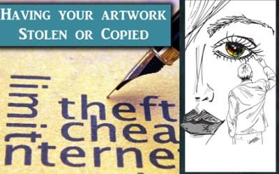 Art Q&A – Having your Art Copied