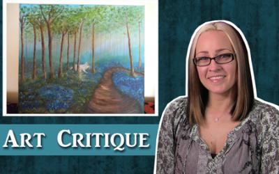 Landscape Painting Critique