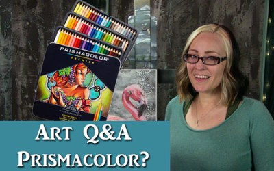 Art Q&A – Are Prismacolors a waste of money?