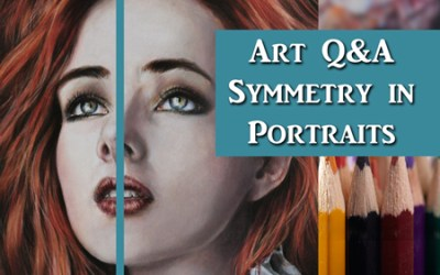 Art Q&A – Symmetry in your Portraits