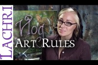 Artist vlog - rules for artists w/ Lachri