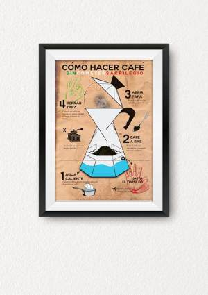 cafe poster
