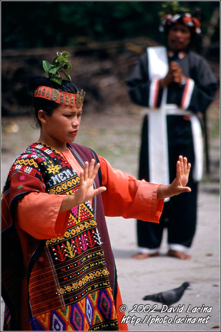 Batak Dance - Lake Toba, Indonesia
