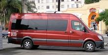 La City Tours Air-Conditioned Bus