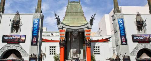TCL Chinese Theaters Hollywood - LA City Tours