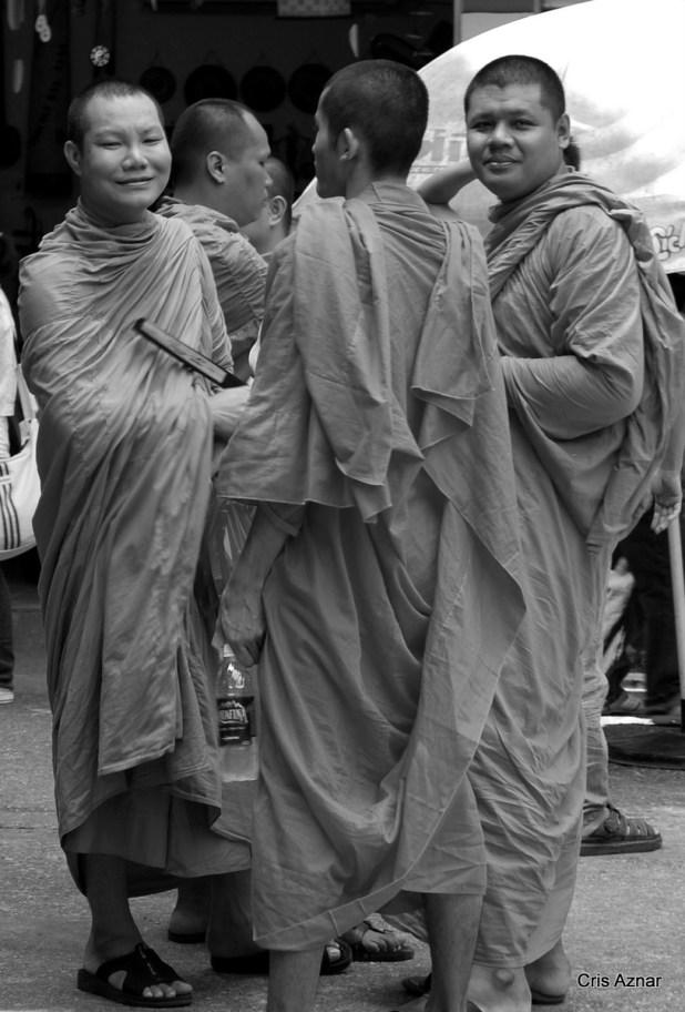 La paz de los monjes