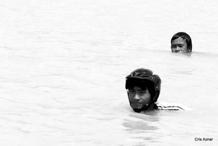 Cascos flotantes