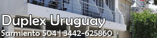 duplex uruguay